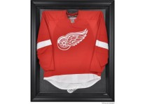 Detroit Red Wings Jersey Display Case