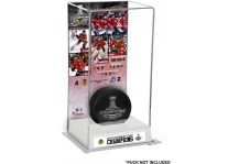 Chicago Blackhawks 2015 Stanley Cup Champions Puck Holder