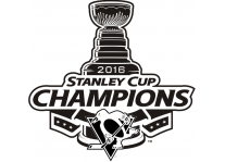 Pittsburgh Penguins 2016 Champions