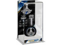 St. Louis Blues 2019 Stanley Cup Championship Case