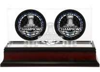 2019 St. Louis Blues Stanley Cup Champions Two Hockey Puck ...