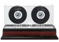 Florida Panthers Double Hockey Puck Display Case