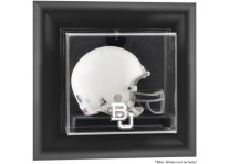 Baylor Bears Wall Mounted Mini Helmet Display Case