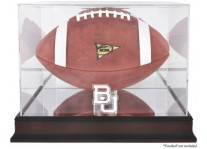 Baylor Bears Football Case - Mahogany Base