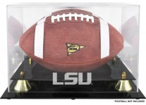 LSU Tigers Football Display Case With Risers
