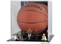 Arizona State Sun Devils Basketball Ball Case With Risers