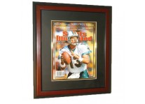 NFL Football Sports Illustrated Frame