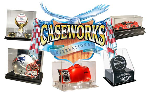 Custom Sports cases from CaseWorks