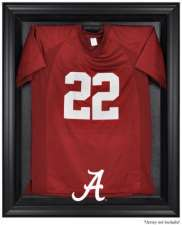 NCAA college jersey display case