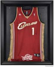 NBA basketball jersey display case