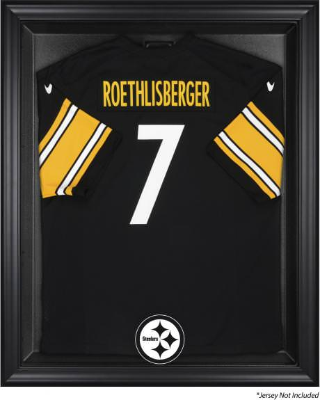NFL football jersey display case