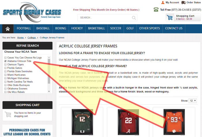 NCAA-College-Jersey-Display-Case-Filters